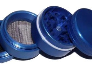 Spliff 40mm 4 Part Blue